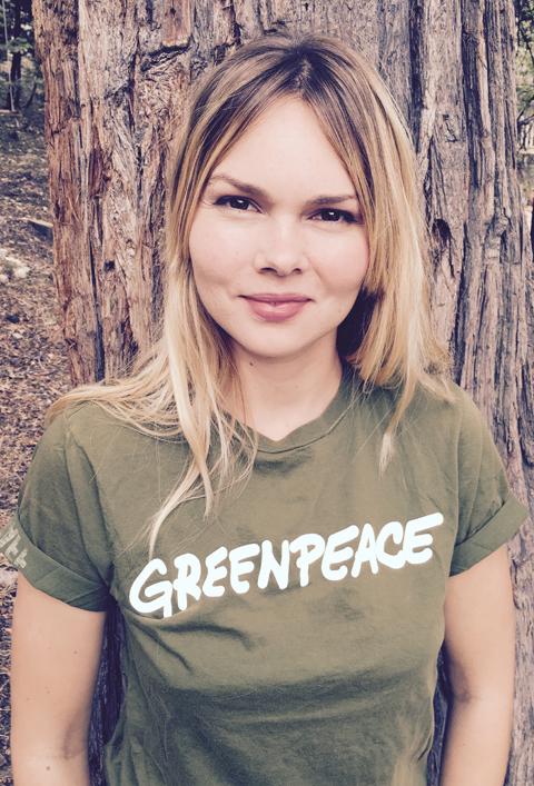 <b>Green Peace</b>